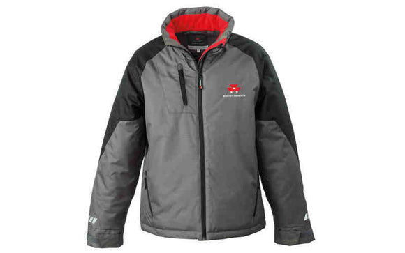 Winter Work Jacket | Massey Parts | Martin's Garage