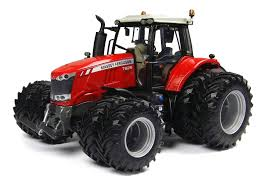 Limited Edition Massey Ferguson 7626 - Universal Hobbies - X993040425700 | Massey Parts | Martin's Garage