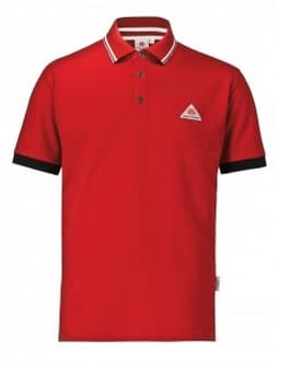 Massey Ferguson Red Polo Shirt - X993081530 | Massey Parts | Martin's Garage