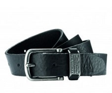 Men's Leather Belt | Massey Parts | Martin's Garage