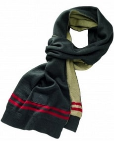 Men's Knitted Scarf | Massey Parts | Martin's Garage
