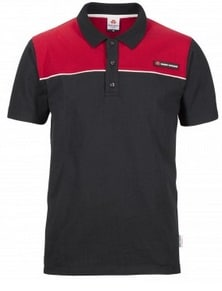 Short Sleeve Polo Shirt | Massey Parts | Martin's Garage