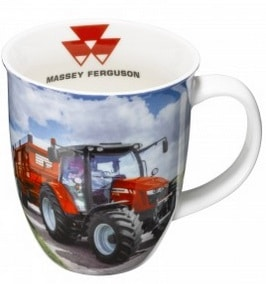 Coffee Mug | Massey Parts | Martin's Garage