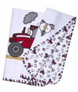 Baby Blanket | Massey Parts | Martin's Garage