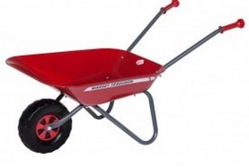 MF Wheelbarrow | Massey Parts | Martin's Garage