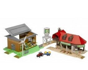 Creatix Farm Big Playset | Massey Parts | Martin's Garage