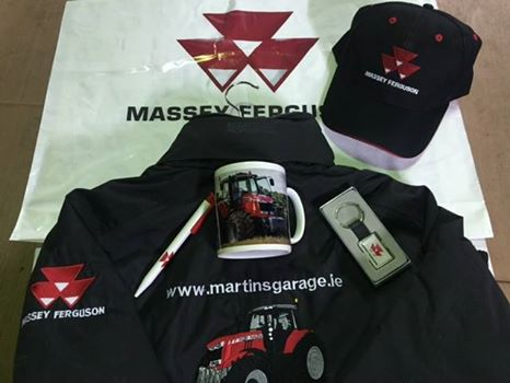 MF Kids Special | Massey Parts | Martin's Garage