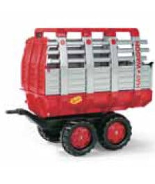 Rolly Hay Wagon Red