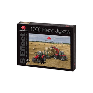 Massey Ferguson S Series Puzzle - Jigsaw - X993031807000 | Massey Parts | Martin's Garage