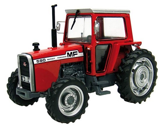Universal Hobbies MF 590 | Massey Parts | Martin's Garage