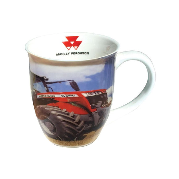 Massey Ferguson 8740 S Large Mug - X993211804000 | Massey Parts | Martin's Garage