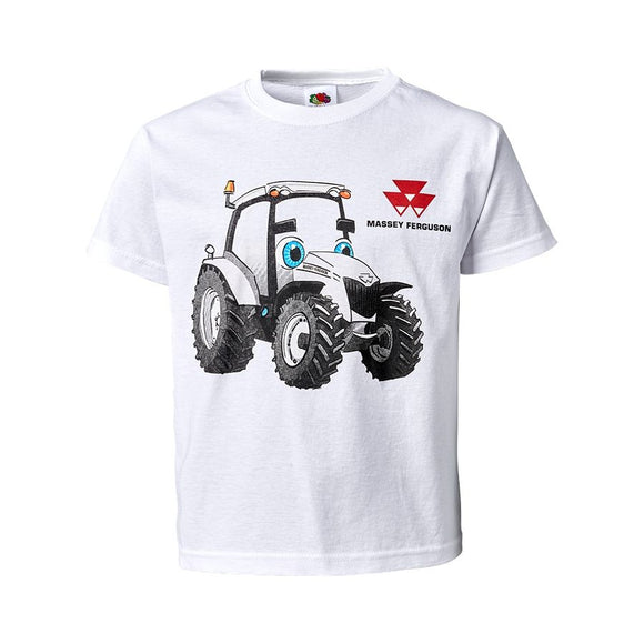Massey Ferguson Kids T-Shirt - UV Print - X993211904 | Massey Parts | Martin's Garage