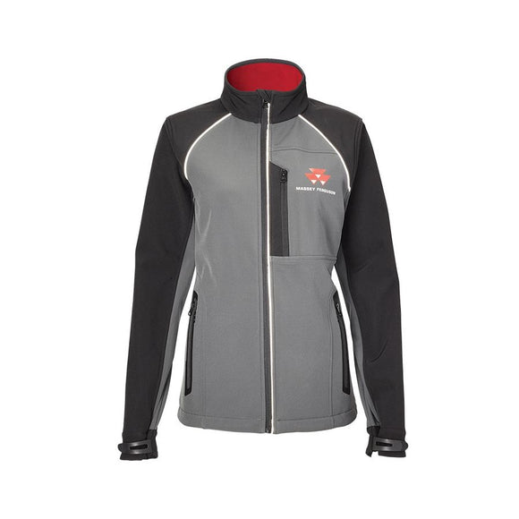 Massey Ferguson Ladies' Softshell Jacket - X993311803 | Massey Parts | Martin's Garage