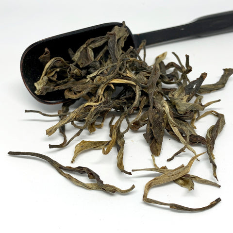 Sun-dried Raw Pu'Er 2015