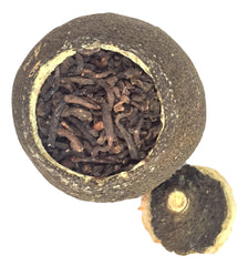 Pu'Er (Inside) Manderin - High Mountain Tea - 1