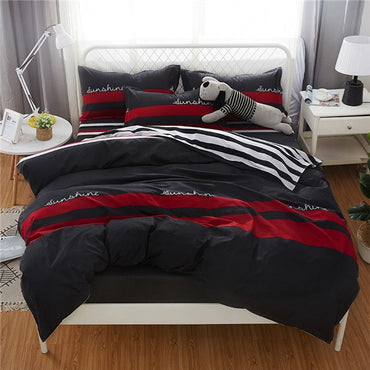 Modern Design Top Quality Soft Cotton Bedding Set
