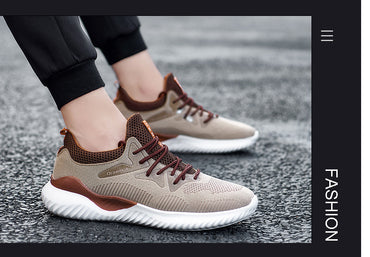 Supper Cool Women Flyknit Sport outdoor Breathable Sneakers