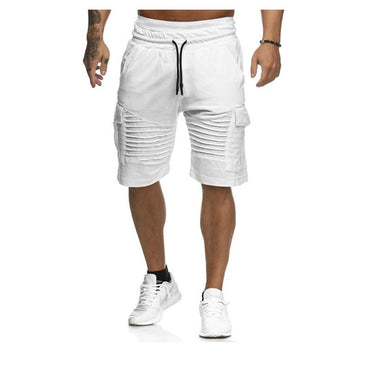 Men's Short Fitness Causal Bodybuilding Comfortable Shorts