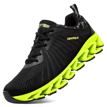 Men blade sneakers fashion brand breathable comfortable running shoes