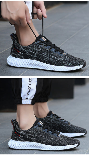 Men Blade Sneakers Trendy Fashion Cushioning Casual Shoes