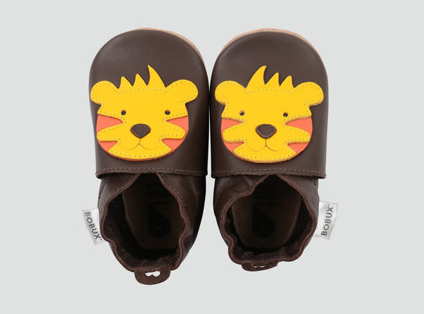 Bobux soft sole tigre