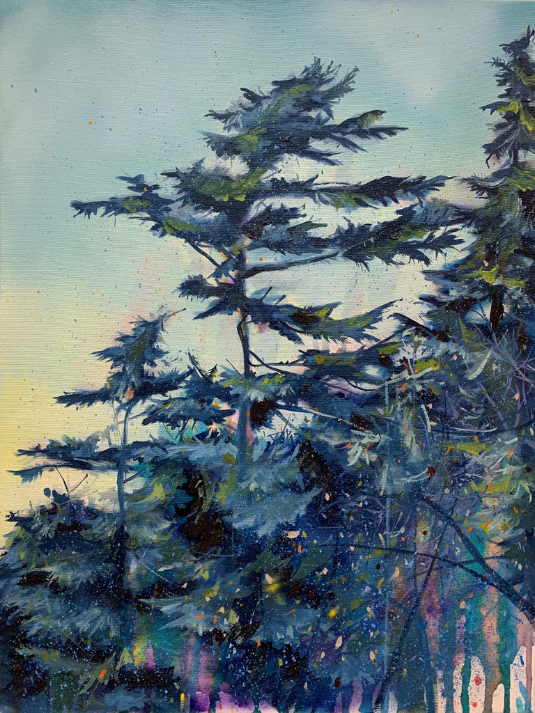 Chris Friesen Art Wind Swept | Available at artfully.ca