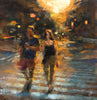 William Liao Art After Dinner | Available at artfully.ca