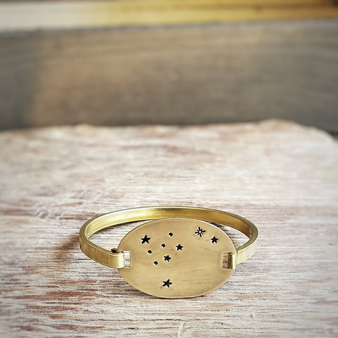 Columba Constellation Bracelet