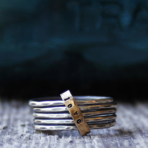 Band Of Love Rings
