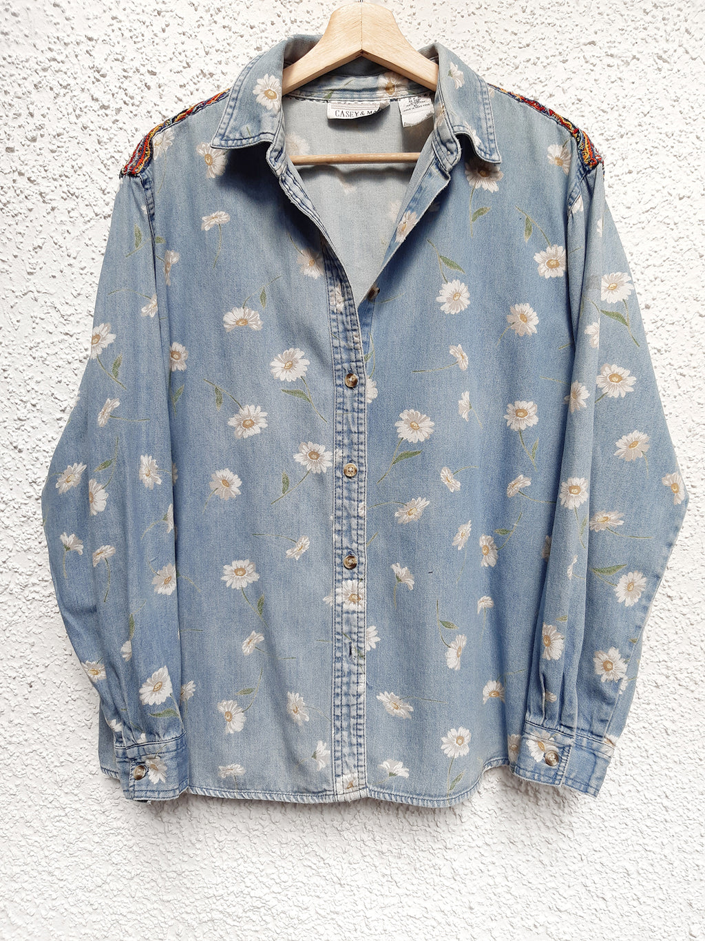 Camisa Denim margaritas