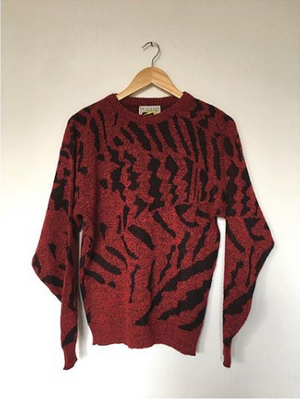 SWEATER LE TIGRE