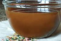 Low-Sodium Brown Veal Stock