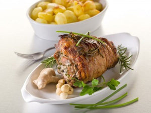 Roast Stuffed Veal
