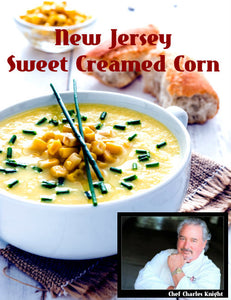 New Jersey Sweet Creamed Corn