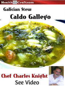 Caldo Gallego (Galician Stew) see video