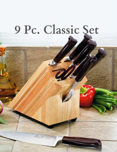 Professional State of the Art Forged Kitchen Knives from Arrowhead Cutlery