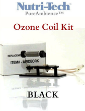 Load image into Gallery viewer, BLACK Ozone Coil Kit for PureAmbience and Nutri-Tech Compact Deluxe Air Filter
