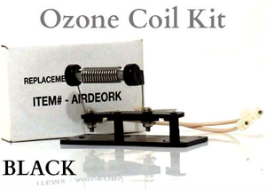 BLACK Ozone Coil Kit for PureAmbience and Nutri-Tech Compact Deluxe Air Filter