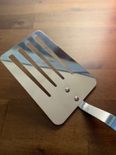 Load image into Gallery viewer, LASAGNA SERVER Hamburger and Pancake Turner Flexsteel 304 Surgical Stainless Steel