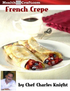 The Traditional French Crepe
