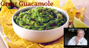 Great Guacamole - recipe with video