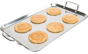 19x12-inch JELLY ROLL PAN / Double Griddle - Heavy Duty will not warp in oven