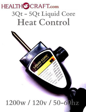 WEST BEND™ Heat Control for Liquid 3qt and 5qt Electric Cooker