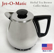 Load image into Gallery viewer, CLOSEOUT 2 LEFT Vintage Jet-O-Matic™ Coffee-Tea Brewer - Reconditioned Guaranteed