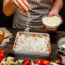 Load image into Gallery viewer, Medium LASAGNA PAN 10.5x8x2-inch 18/10 Stainless Steel