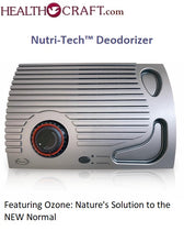Load image into Gallery viewer, Nutri-Tech™ Deodorizer - Featuring Ozone: Nature's Solution To The NEW Normal