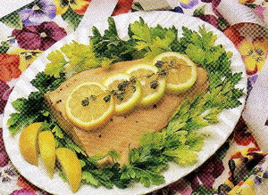 French Poached Salmon recipe and video