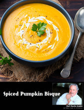 Load image into Gallery viewer, Spiced Pumpkin Bisque
