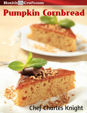 Pumpkin or Butternut Squash Cornbread see video