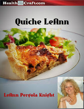 Load image into Gallery viewer, Quiche LeAnn
